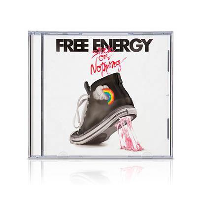 Free Energy Album Art