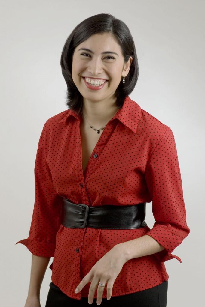 Rebecca Saldana
