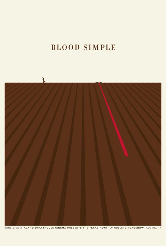 The Texas Monthly Rolling Roadshow — Blood Simple
