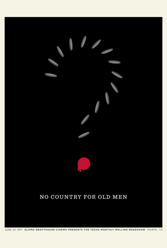 The Texas Monthly Rolling Roadshow — No Country for Old Men