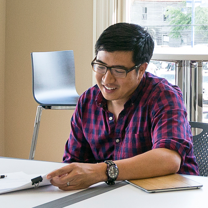 John Luu, Designer / Art Director, Axiom