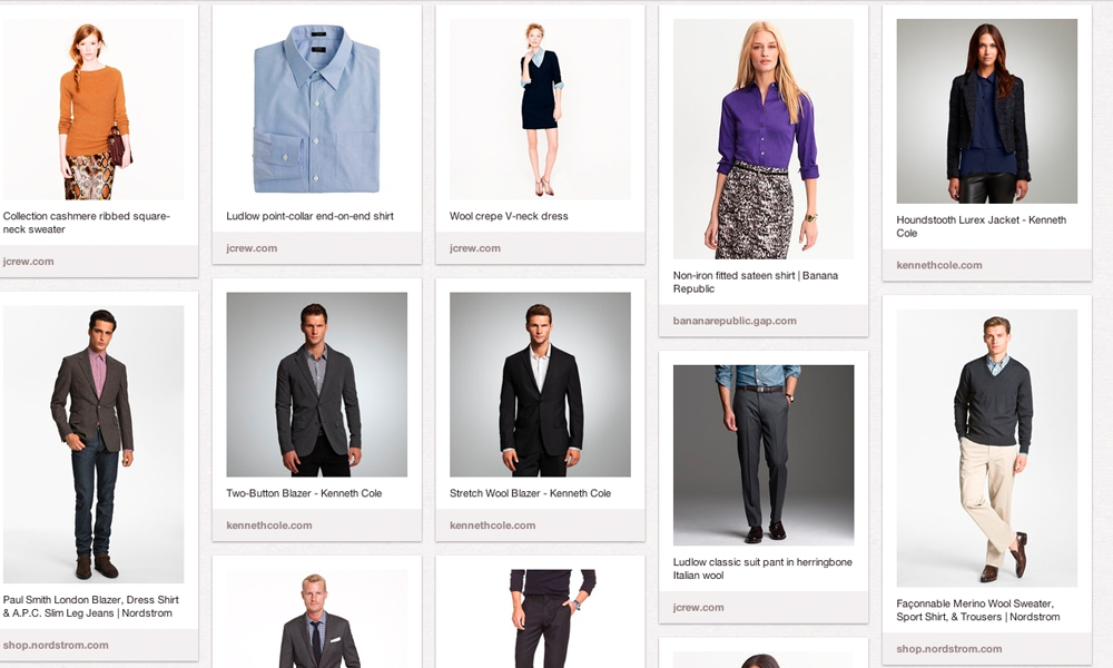 Graphic Design Interview Outfits