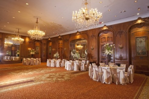 Le Grand Salon ballroom, image courtesy of Yelp!