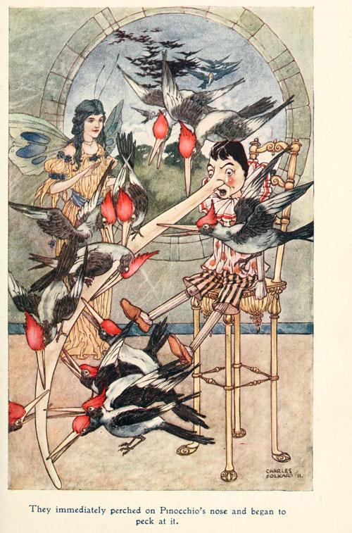 1911-Pinocchio