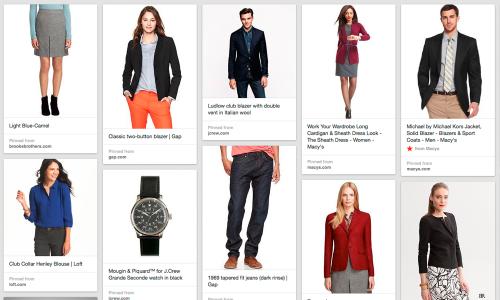 interview attire for designers  fall 2013