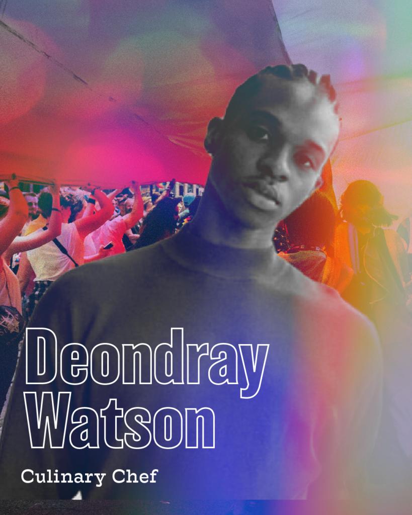 Deondray Watson