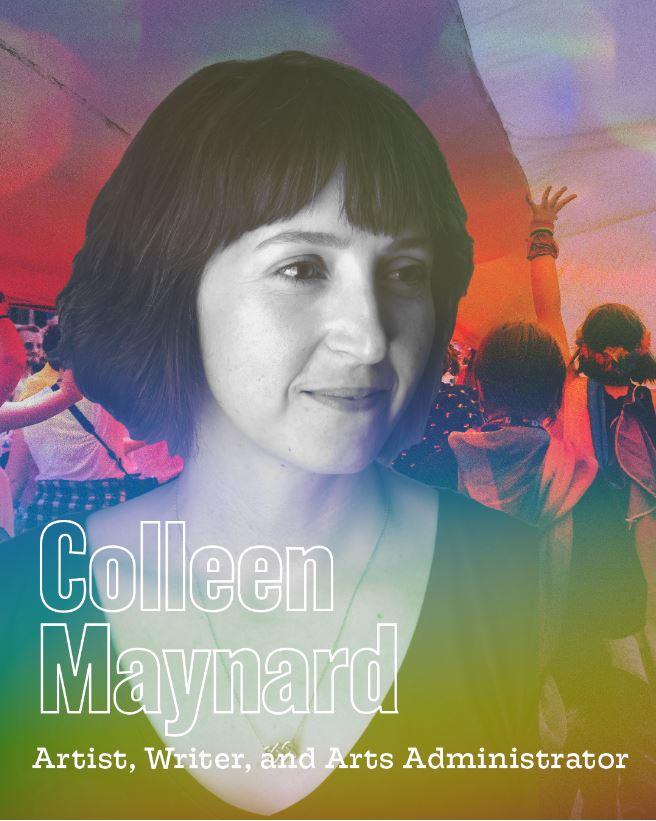 Colleen Maynard Pride Month Spotlight