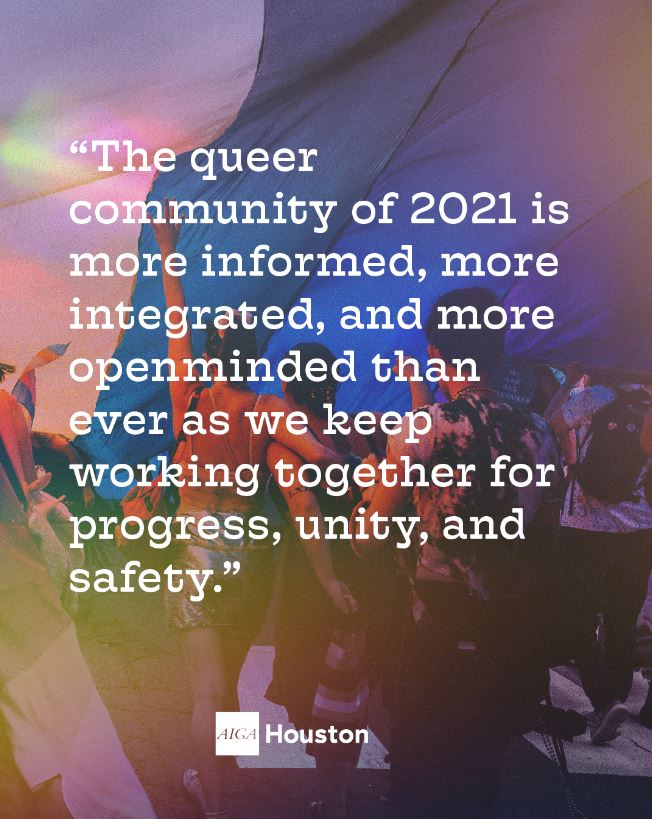 Colleen Maynard Pride Month Quote